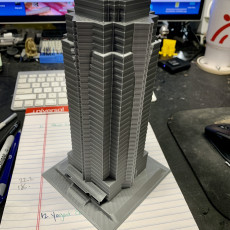 Nakatomi Plaza - From  Die Hard  - slight redux