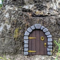 Little Mouse Hole Door