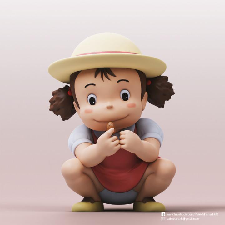 Mei Kusakabe(My Neighbor Totoro)