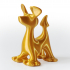 A golden dog - Mike! image