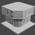 OpenForge Dwarven Halls Low Knotwork Walls image