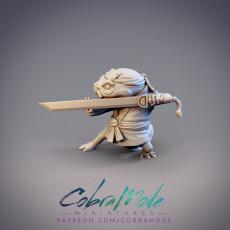 Hadzuki, Hanzaki Salamander Ninja (Jian) (Pre-Supported)
