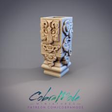 Xueren Decorative Stone Pillar