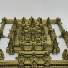 Picture of print of Angkor Wat - Cambodia