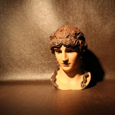 Picture of print of Antinous Mondragone