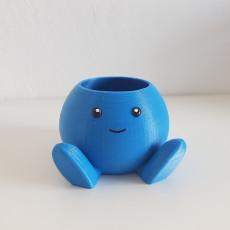 Oddish Planter Simple Smile