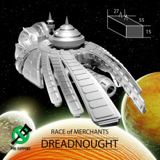 DREADNOUGHT for Merchants