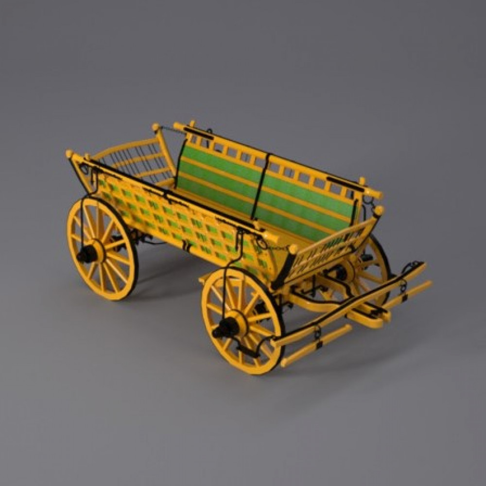 1000x1000 carriage