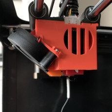 Flying Bear Ghost 5 K3D fan duct