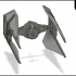 TIE Fighter Interceptor Kit Card image