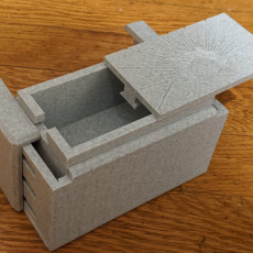 Puzzle Box || Easy to Print, Hard to Solve
