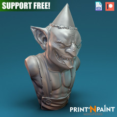 Goblin Party, Joker Goblin Bust