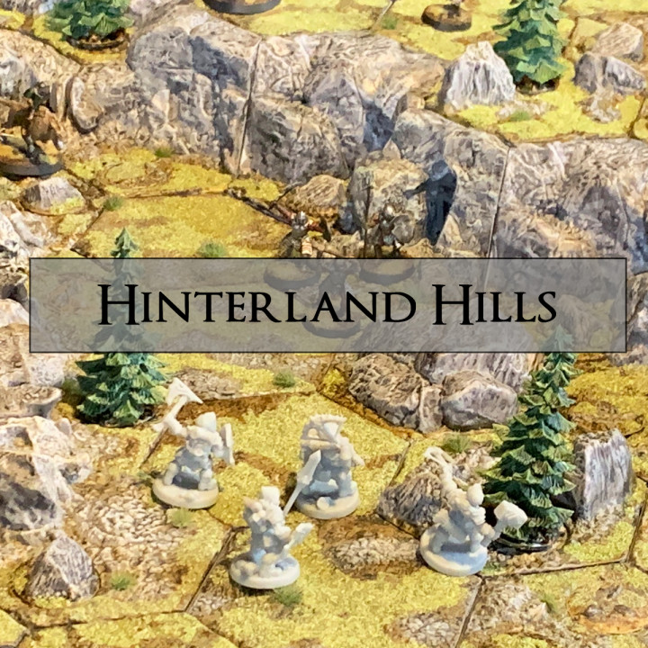 Hinterland Hills's Cover