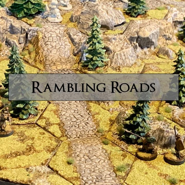 Rambling Roads's Cover