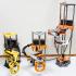Arduino Robotic Arm (OPEN SOURCE) + Python control APP + EXTRAS image