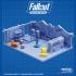 3D Vault Bundle & Vault Girl - Fallout: Wasteland Warfare image