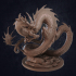 Asian Fire Dragon - Pre Supported image