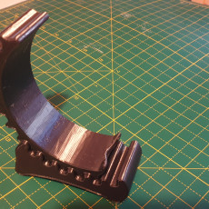 Picture of print of Gear Phone Holder