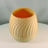 "Fusion Planter, ""Vase Mode"" print image"