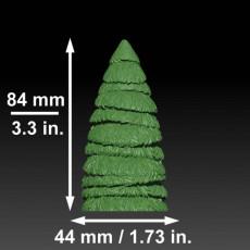 Simple RPG Pine Tree