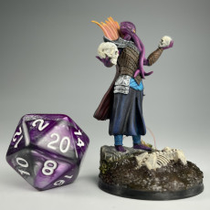 Picture of print of Mindflayer