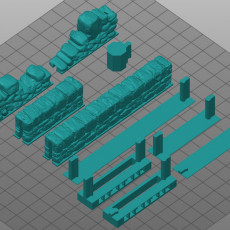 OpenForge 2.0 + DungeonSticks V3 - Separate Wall Adapter