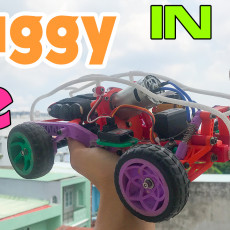 Buggy car RC