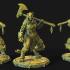 Leonin female warrior image