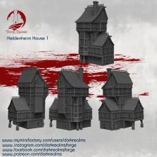 Heldenheim - House 1