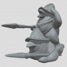 Spear Penguin - Slide