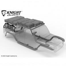 Axial SCX10iii Jeep JL & JT Gladiator