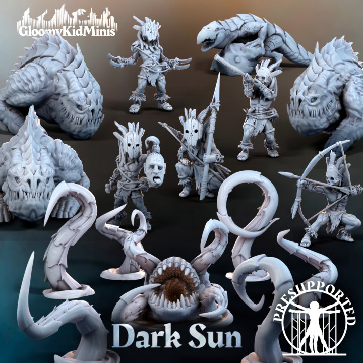 Dark Sun pt2 Full Set