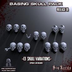 Skull Pack for Basing