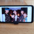 KPop keychain phone stands (8 groups) image