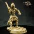 Wight Swordsman - Presupported - Modular image