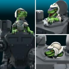 Raygun Raptors Vehicle Commanders