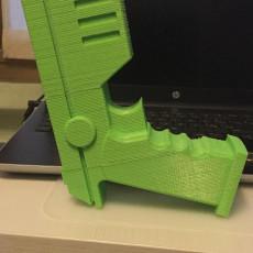 cyberpunk pistol