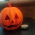 Jack-O-Lanter Halloween Pumpkin (Candy bowl) image