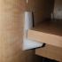 Kitchen Cabinet Shelf Peg image