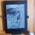 Kindle (10th gen) Wall Holder/Mount image