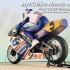 MyRCBike NSR500, First 1/5 3D Printed Hobby Level RC Bike image
