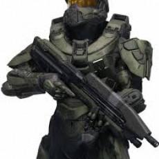master chief armor