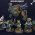 Raygun Raptors Complete Kickstarter Set image