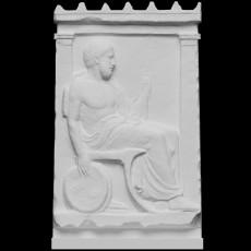 Funerary Stela of Sosinos