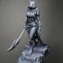 Oleana the Werewolf Queen image