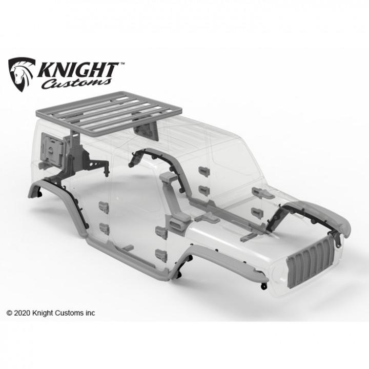 Axial SCX10iii Jeep JL parts set