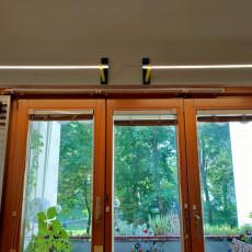 wall holder for omlopp led