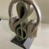 Headphone Stand Treble Clef image