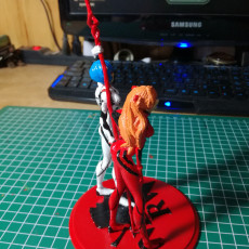 Picture of print of Rei & Asuka - Neon Gensis Evangelion Support Free Remix