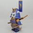 Samurai Cat image